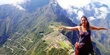 Combien de temps pouvez-vous être à Huayna Picchu?