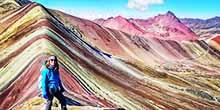 Guide complet pour visiter la montagne des 7 couleurs