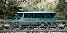 Bus pour Machu Picchu