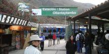 Ollantaytambo – gare de Machu Picchu