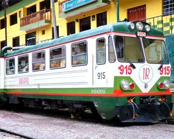Recommandations pour acheter le billet de train à Machu Picchu