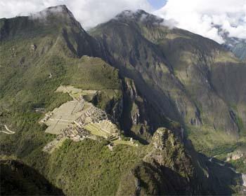 Différence entre la Montagne Machu Picchu et Huayna Picchu