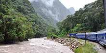 Que prendre si vous voyagez en train vers Machu Picchu?
