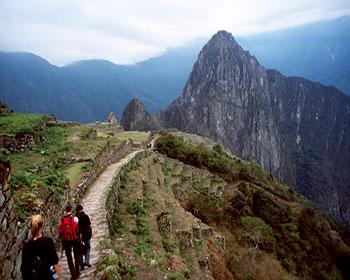 Comment obtenir les revenus du Chemin Inca au Machu Picchu?