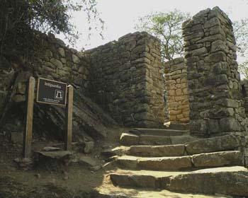 Intipunku ou Porte du Soleil à Machu Picchu