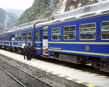 Vistadome ou Expedition? – Comparaison des trains vers Machu Picchu