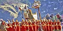 Quels sont les partis les plus importants de Cusco?