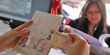 Carte d'immigration pour acheter le billet Machu Picchu?