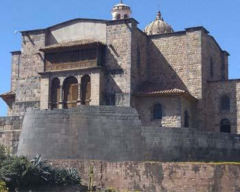 Coricancha: temple inca, musée et couvent de Saint-Domingue