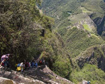 La montagne Huayna Picchu est-elle vraiment dangereuse?
