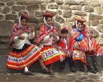 Quechua, la langue des Incas
